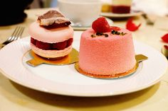 blog-Rose Lounge Afternoon Tea | Miranda's Notebook