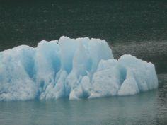 Ice burgs in Alaska