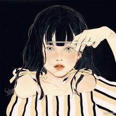 하지만, 머리카락도 언젠간 다시 자라나는 것처럼 잘라내 버릴 수 조차 없는 마음은 자꾸만 자라나 주체할 수 없을 만큼 커져버려 우주를 삼켜버릴 정도로 커져버렸지
