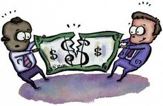 divide money - Google Search