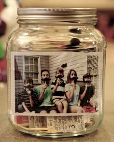 Create a summer Memory Jar. This could be a summer long project. A jar for the shelf to collect warm month momentos. Shells from the beach. A little sand. Ticket to the fair. A jelly bracelet from a best friend. A jar ful of sweet reminders of summer during the cold winter months