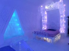 10 incredible ice hotels- my bucket list- stay in an ice hotel.