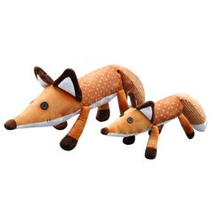 The little prince fox cuddly and soft from https://www.facebook.com/parainshop/
