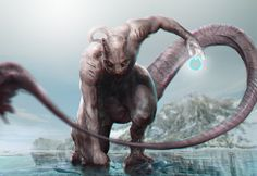 ArtStation - A wild Mewtwo appears ! , Fragan Tanguy