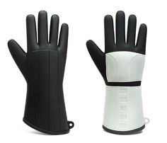 Darth Vader And Stormtrooper Silicone Oven Mitts