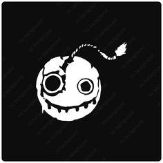 Junkrat Bomb Spray Vinyl Decals Stickers, OVERWATCH PS4 XBOX HERO TRUCK LAPTOP | eBay