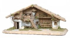 Nativity Stable, Little Houses, Stables, Driftwood, Portal, Cribs, Christmas Stockings, Christmas Decorations, Wall Art