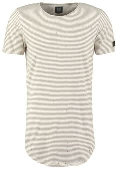 Black Kaviar GOKYO Tshirt print beige