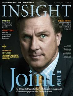 March 2016 Cover of Insight magazine