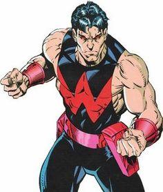 wonder man marvel   Wonder Woman vs. Wonder Man   Cast your vote on Netbrawl.com