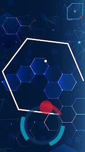 Reflekslerin ne kadar kuvvetli? Kendini test et ve öğren. En iyi sen ol! #oyun #oyunlar #hexagon #game #mobilegame #google #googleplay #altıgen Google Play, Cube, App, Apps