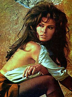 """Raquel Welch - In """"Bandolero!"""""""