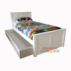 Cody Trundle Bed - Awesome Beds 4 Kids $80