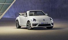 El Volkswagen Beetle Cabrio también se viste de R Line