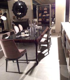 Modà tavolo New York | Ebano Elegance