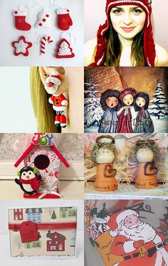 Jingle Bells by G-Alla on Etsy--Pinned with TreasuryPin.com