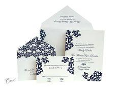 Orientalia - Luxury Wedding Invitations - Ceci Ready-to-Order Collection - Ceci Wedding - Ceci New York