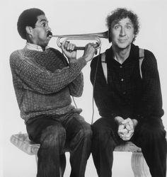 """Richard Prior y Gene Wilder en """"No chilles que no te veo"""" - Muere el cómico Gene Wilder a los 83 años"""