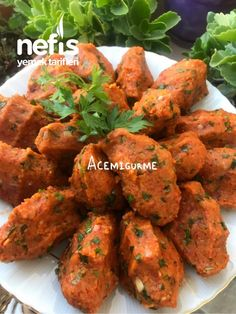 Meatball Recipes, Rice Recipes, Snack Recipes, Yummy Recipes, Kids Meals, Easy Meals, Turkish Recipes, Ethnic Recipes, Gourmet
