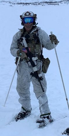 / Special Warfare Airmen / TACPs getting some more cold weather training in Norway Military Guys, Military Police, Usmc, Marines, Polar Bear Club, Indian Army Special Forces, Snipers, War Photography, Us Air Force