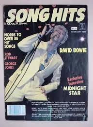 Image result for david bowie rock magazine