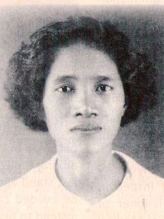 """Magdalena Leones, a Kalinga guerrila fighter known as """"The Lioness of the Filipino Guerillas"""", 1940s -- She was studying as a nun before the war broke out. Her service included espionage, gathering intelligence, delivering information and supplies to guerillas and infiltrating Japanese lines. She was the mastermind behind the blowing up of Japanese airplanes in the Tuguegarao airstrip. #kasaysayan #HERstory Philippine Mythology, Old Man Walking, Maria Rose, Model Minority, President Of The Philippines, The Silver Star, Magdalena, Guerrilla, Philippines"""