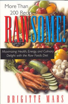 Raw Food Punk: Eating Healthy with Easy Raw Food Recipes: A Rawsome Book Review and Recipe!