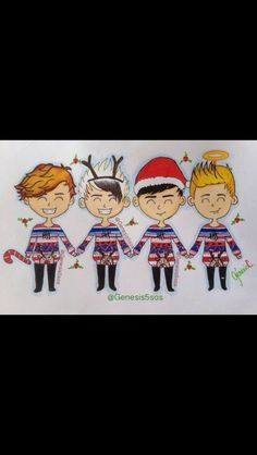 @genisis5sos drew this. It's amazing. I follow her on twitter :)