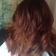 Natural tone on tone Balayage! #Repost @pams_beauties #pamsbeauties  #hairbypam #yeghair #yegstylist #yeghairstylist #yegsalon #yeghairsalon #jigsawforhair #yegcolourist #modernsalon #behindthechair #balayagebypam