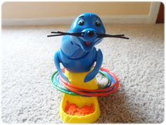 So much fun for kids! Sonny the Seal