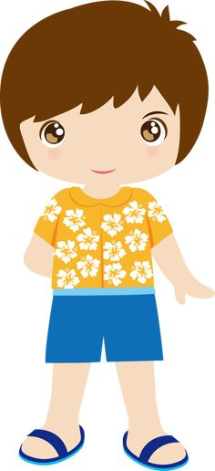 ?••°???Summer???°••? (Hawaiian Luau Clipart)