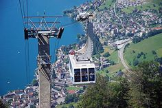 Weggis, Switzerland!  Been there, done that!  Can I do it again?