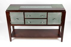 The Factory Girl Ada TV Stand by claysilver on Etsy, $699.00