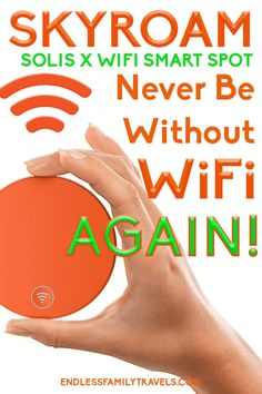 This simple device provides WiFi in a bunch of destinations around the world, without the need for a SIM. Pay as you go, or per month with Skyroam Wifi! Family Vacations In Texas, Best Family Vacation Spots, Virginia Vacation, Utah Vacation, Family Road Trips, Family Travel, Summer Vacations, Washington Dc Vacation, Washington State