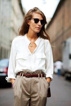 Итальянский стиль в одежде 15