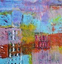 Summer City by Bethany Handfield  ~  x