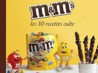 Recette Ultra fondant aux m&m's par Marina.S - recette de la catégorie Desserts & Confiseries