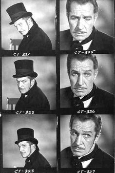 Vincent Price in The Comedy of Terrors (1963)
