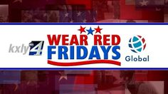 "KXLY 4 & Global Credit Union are asking you to wear red on Fridays starting Friday, May 24th through Friday, September 6th to support our troops. Stop by the KXLY studios or any Global Credit Union location to also pick up a red ""Support Our Troops"" wristband."