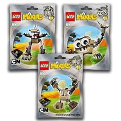 Mainan LEGO Mixels Series 3 Spikels - Toko Mainan indoSOCCERstarz Tangerang #lego #mixels #mainanlego #mainananak #tokomainantangerang #indosoccerstars #juallego #mainancerdas #kadomainan