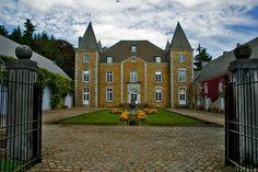 Château de Skeuvre via www.artmajeur.com