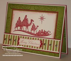 Come to Bethlehem by DannieGrvs - Cards and Paper Crafts at Splitcoaststampers