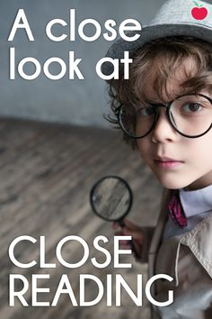 Close Reading is a r