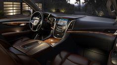 2019 Cadillac Escalade ext new interior