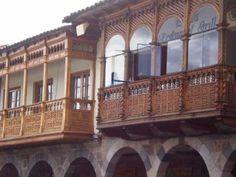 Viajes Libres » Blog Archive » Los balcones de Cuzco