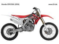 Honda CRF250X (2016)