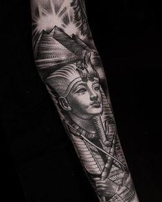 Resultado de imagen para faraon tattoo