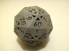 60 Sided Dice