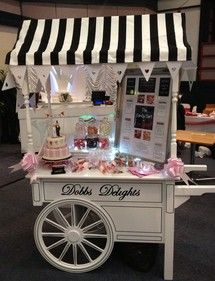 Cart Only Options... Cart only – this option provides the sweet cart on its own without any glassware and includes NO SWEETS or decoration - £99