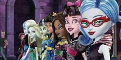 Monster High Pictures, High E, Monster High Characters, Mattel, Ever After High, Aesthetic Images, Monster High Dolls, Work Inspiration, Girl Cartoon